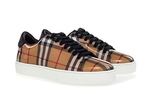 Shoes 'Westford' Vintage-Check Sneakers