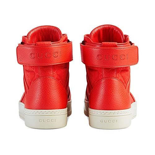 2d6af230abe Gucci Men s Basketball High-Top Sneaker  Dusk Red – PHOENIX LUXURY