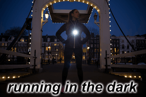 5 Tips for running in the Dark! 🌒👀