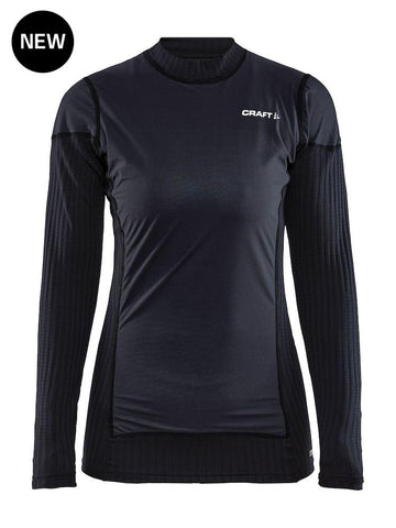 Active Extreme X Wind Long Sleeve Baselayer - Womens