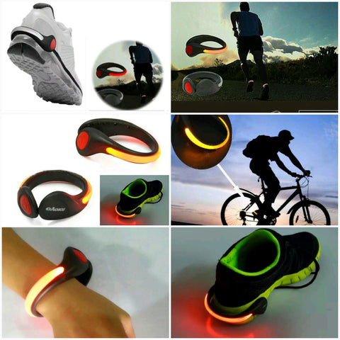 Flashing shoe/ arm clips - MySports and More