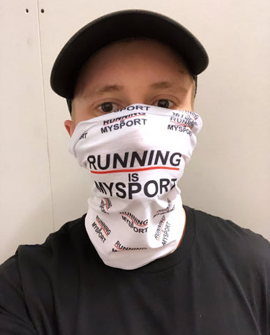 Running is MySport wrag FREEPOST