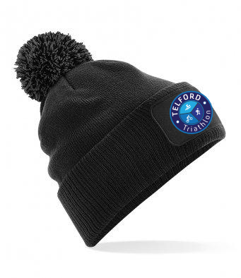 Telford Tri Bobble Beanie - MySports and More