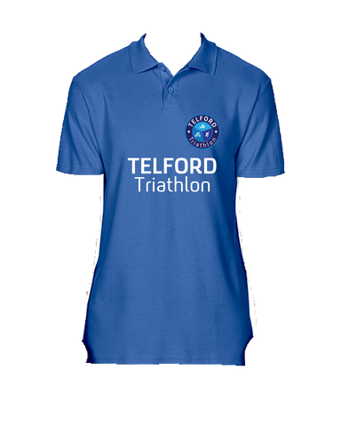 Mens Casual Telford Tri Polo (GD017) - MySports and More