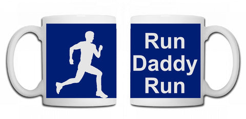 Run Daddy Run mug - MySports and More