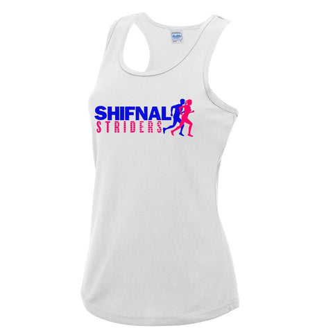Shifnal Striders ladies vest