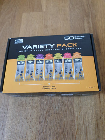Sis Gel variety pack of 7 - MySports and More