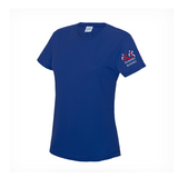 KJRB Short Sleeve Ladies T-Shirt Option 1. Jc005