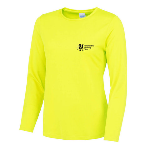 Womens HRC Long Sleeve Tee