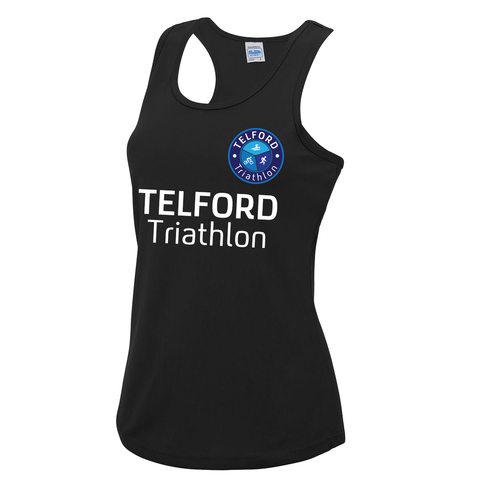 Womens Telford Tri Tech Vest - MySports and More