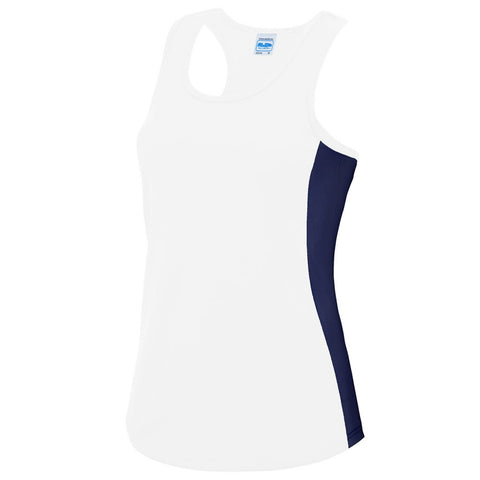 JC016 Girlie Cool Contrast Vest Size XL - MySports and More