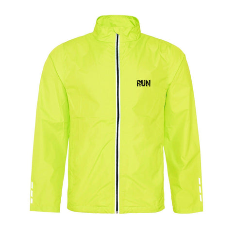 Run Essential Wind and Showerproof running jacket