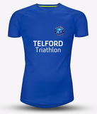 Mens Telford Tri Recycled Tech Tee - MySports and More