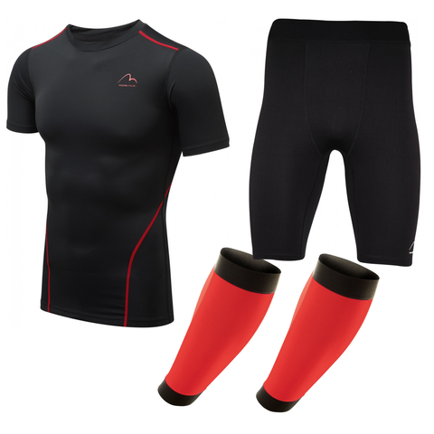 Mens Compression Short Sleeve Set - MySports and More