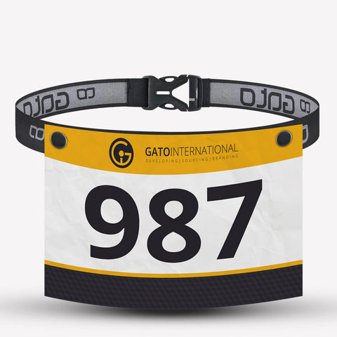 Race Number Belt Snap - MySports and More