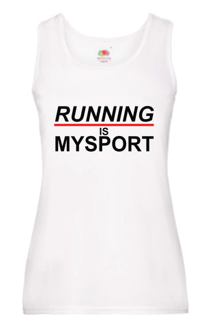 Running is MySport Tech Vest Women's