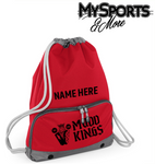 MUDD KINGS Gym Sac - With Pocket