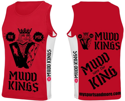MUDD KINGS contrast Tech Vest - MySports and More