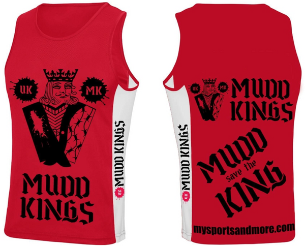 MUDD KINGS Tech Vest