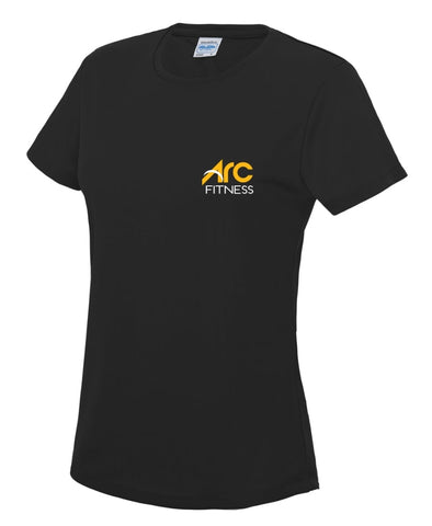 Arc Ladies tech tee JC005 - MySports and More