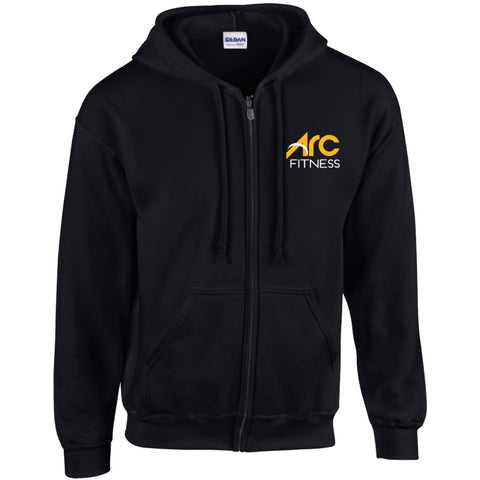 Arc zip hoody unisex GD058 - MySports and More