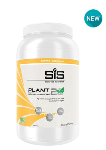 Plant 20 vegan friendly protein drink powder - MySports and More