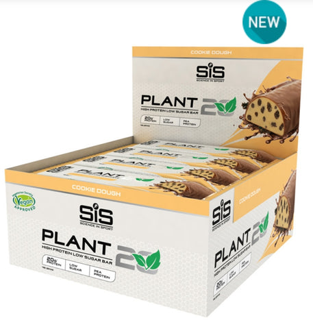 Plant 20 vegan protein bar - MySports and More