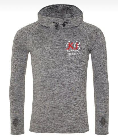 Cowl neck hoody - MySports and More