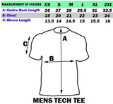 MSAM Voltage tech Tee - MySports and More