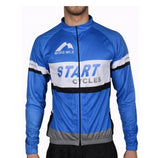 Long sleeve team cycling jacket - MySports and More