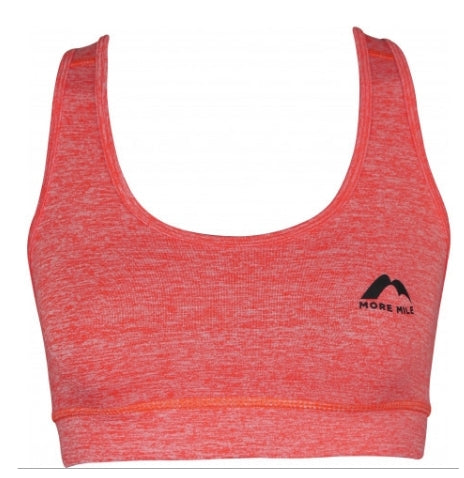 Ladies crop top - Orange