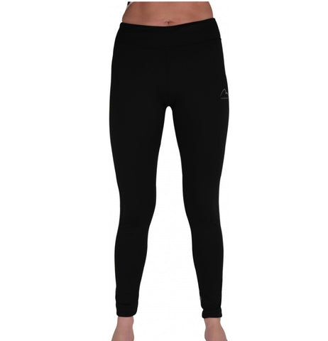 More Mile Ladies reflective Long Running Tights MM2815