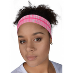 More Mile Flyaway Tamer Headband - Pink - MySports and More