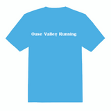 Ouse Valley Running Womens Tech Tee - MySports and More