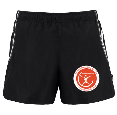 #mrptexperience Womens Gamegear® Track Shorts - MySports and More