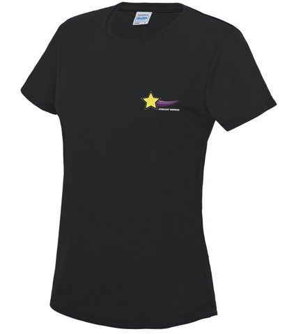 Starlight Ladies Running Tee