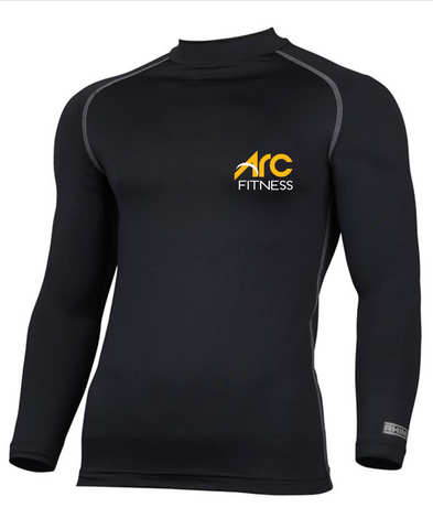 ARC Long Sleeve Compression  - Black
