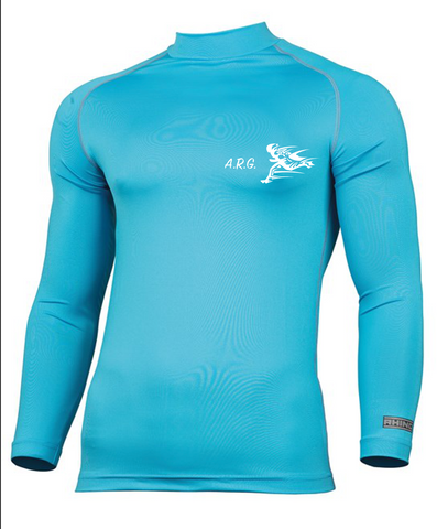 ARG Long Sleeve Compression  - Blue