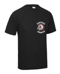 Renegades Mens Tech Tee Black/White/Red