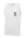 Renegades Mens Tech Vest Black/White/Red