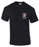 Renegades Casual Tee Black/White/Red