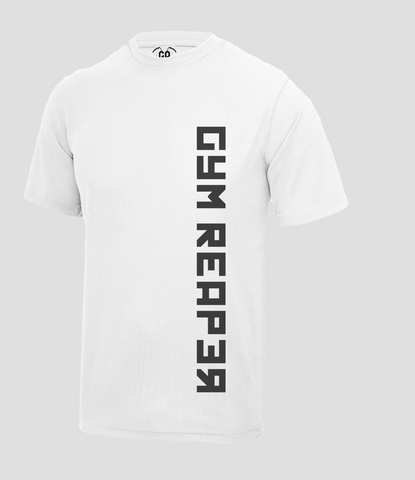 JC001- Gym Reaper Tech Tee (long logo)