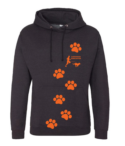 Canicross Doncaster Unisex pullover hoody