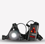 Hi-Viz Chest Light - Black - MySports and More