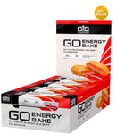 Go Energy bake bars strawberry - MySports and More