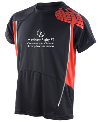 Mens Spiro Training Shirt