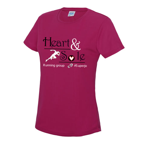 Ladies Tech Tee - MySports and More