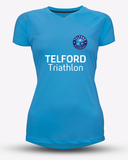 Womens Telford Tri Recycled Tech Tee