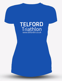 Womens Telford Tri Recycled Tech Tee - MySports and More
