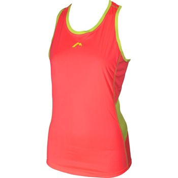 More Mile Racer Back Womens Running Vest